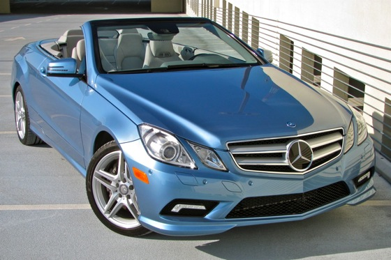 2011 Mercedes-Benz E-Class Cabriolet - New Car Review featured image large thumb0