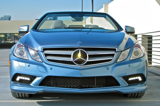 2011 Mercedes-Benz E-Class Cabriolet - New Car Review featured image large thumb1