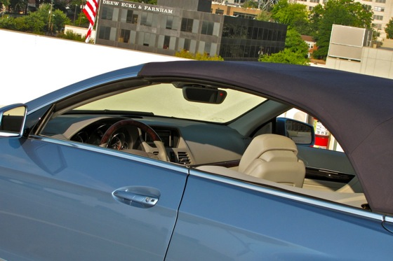 2011 Mercedes-Benz E-Class Cabriolet - New Car Review featured image large thumb10