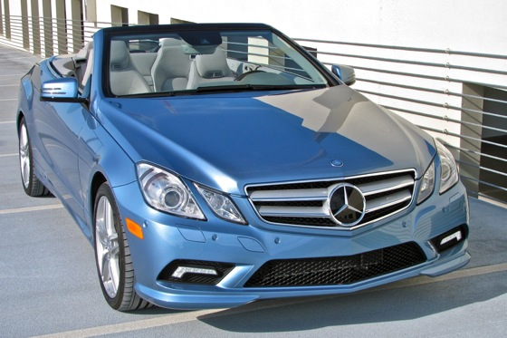 2011 Mercedes-Benz E-Class Cabriolet - New Car Review featured image large thumb2