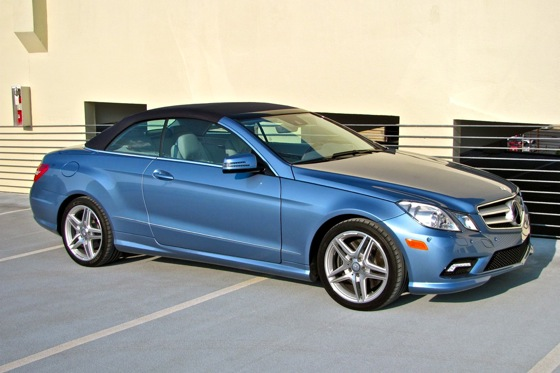 2011 Mercedes-Benz E-Class Cabriolet - New Car Review featured image large thumb3