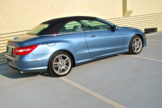 2011 Mercedes-Benz E-Class Cabriolet - New Car Review featured image large thumb6