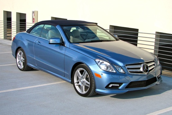 2011 Mercedes-Benz E-Class Cabriolet - New Car Review featured image large thumb8