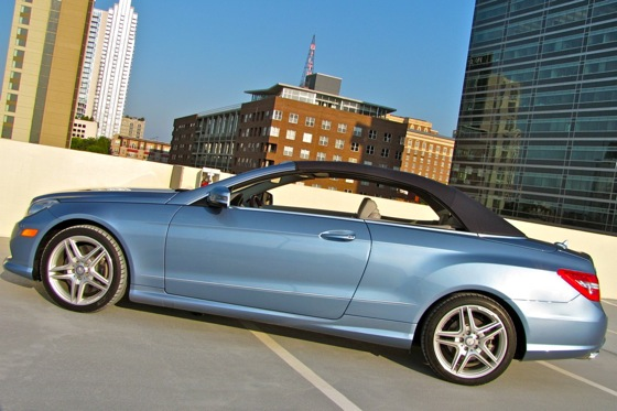 2011 Mercedes-Benz E-Class Cabriolet - New Car Review featured image large thumb9
