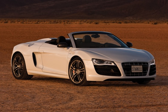 2011 Audi R8 Spyder 5.2 FSI Quattro: Serious Fun featured image large thumb0
