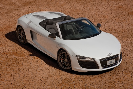 2011 Audi R8 Spyder 5.2 FSI Quattro: Serious Fun featured image large thumb1
