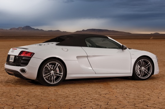 2011 Audi R8 Spyder 5.2 FSI Quattro: Serious Fun featured image large thumb3