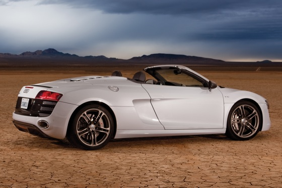 2011 Audi R8 Spyder 5.2 FSI Quattro: Serious Fun featured image large thumb4
