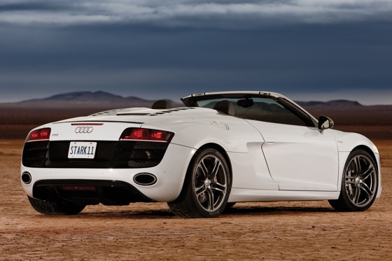 2011 Audi R8 Spyder 5.2 FSI Quattro: Serious Fun featured image large thumb5