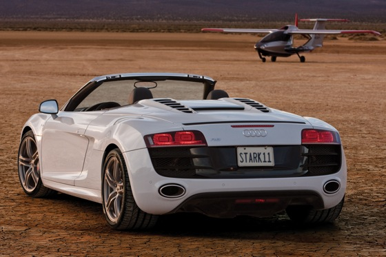 2011 Audi R8 Spyder 5.2 FSI Quattro: Serious Fun featured image large thumb7
