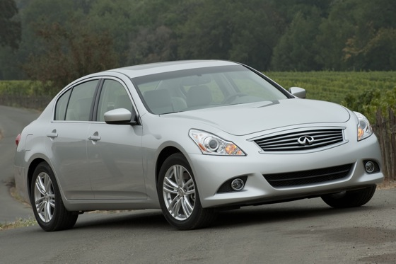 2011 Infiniti G25 - First Drive featured image large thumb0