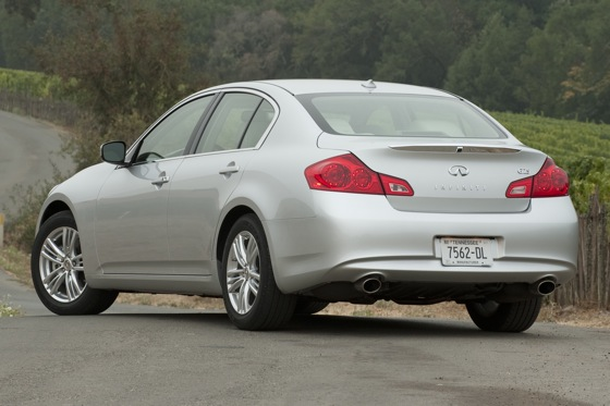 2011 Infiniti G25 - First Drive featured image large thumb1