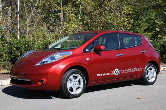 Leaf Uses No Gas, But Gets 99 MPG featured image large thumb0