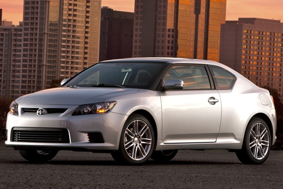 2011 Scion tC - First to the Sporty Coupe Redesign Table featured image large thumb0