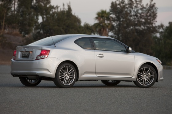 2011 Scion tC - First to the Sporty Coupe Redesign Table featured image large thumb4