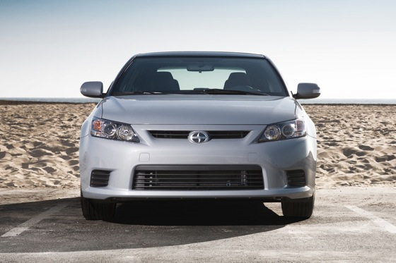 2011 Scion tC - First to the Sporty Coupe Redesign Table featured image large thumb5