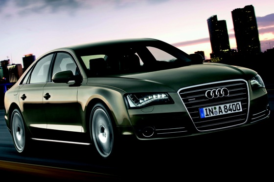 2011 Audi A8 - New Car Review featured image large thumb0