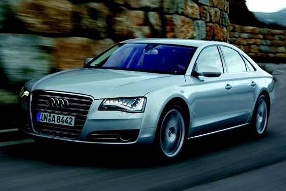 2011 Audi A8 - New Car Review featured image large thumb12