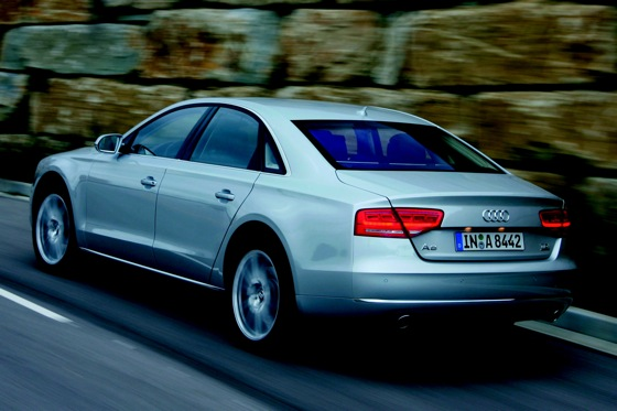 2011 Audi A8 - New Car Review featured image large thumb13