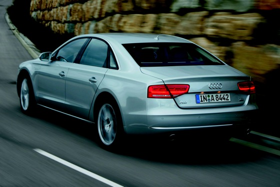 2011 Audi A8 - New Car Review featured image large thumb14