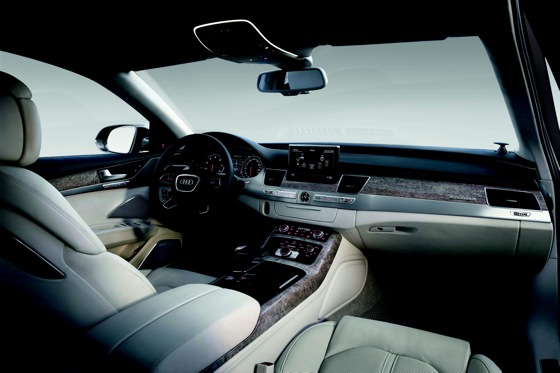 2011 Audi A8 - New Car Review featured image large thumb15
