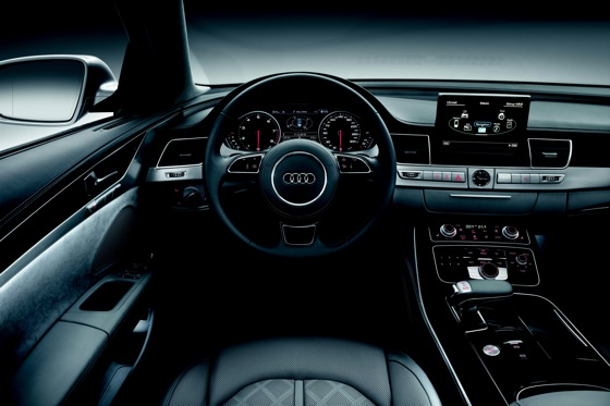2011 Audi A8 - New Car Review featured image large thumb16