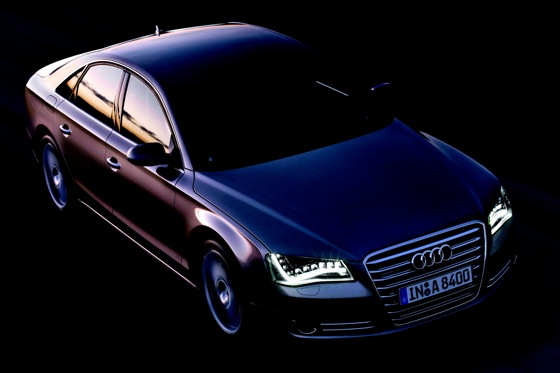 2011 Audi A8 - New Car Review featured image large thumb1