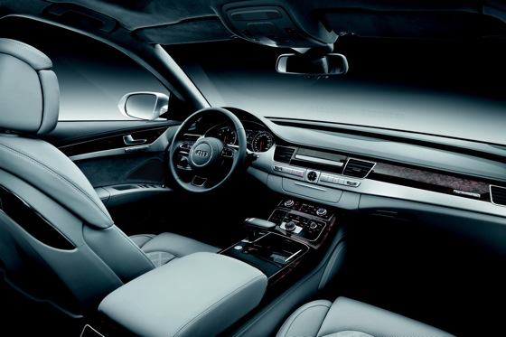 2011 Audi A8 - New Car Review featured image large thumb19