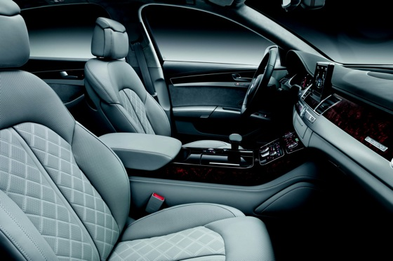 2011 Audi A8 - New Car Review featured image large thumb20