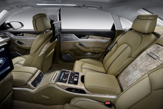 2011 Audi A8 - New Car Review featured image large thumb23
