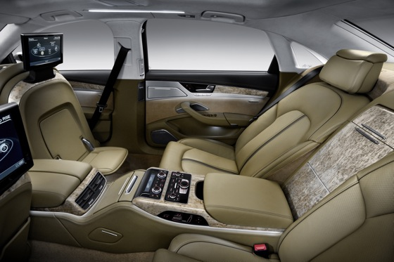 2011 Audi A8 - New Car Review featured image large thumb24