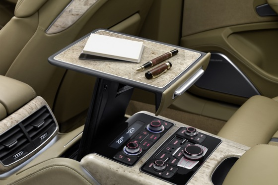 2011 Audi A8 - New Car Review featured image large thumb26