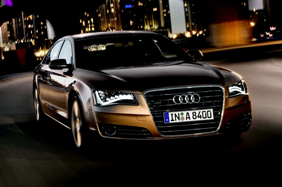 2011 Audi A8 - New Car Review featured image large thumb2