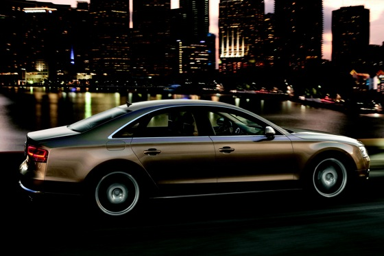 2011 Audi A8 - New Car Review featured image large thumb3
