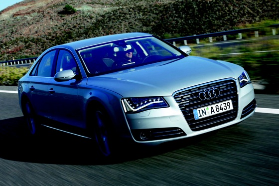 2011 Audi A8 - New Car Review featured image large thumb7
