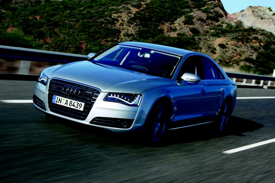 2011 Audi A8 - New Car Review featured image large thumb8