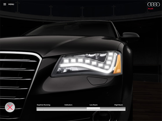 Interested in the Audi A8? There's an App for That featured image large thumb1