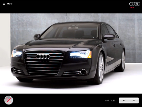 Interested in the Audi A8? There's an App for That featured image large thumb2