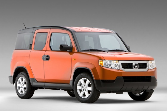 Discontinued: The Honda Element featured image large thumb0