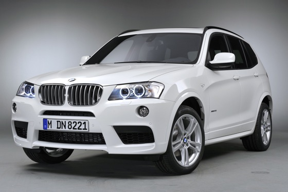BMW X3 Designed by Martha Stewart is Up for Grabs featured image large thumb1