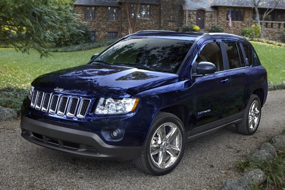 Jeep Rolls Out New Compass - On Sale This Month featured image large thumb0