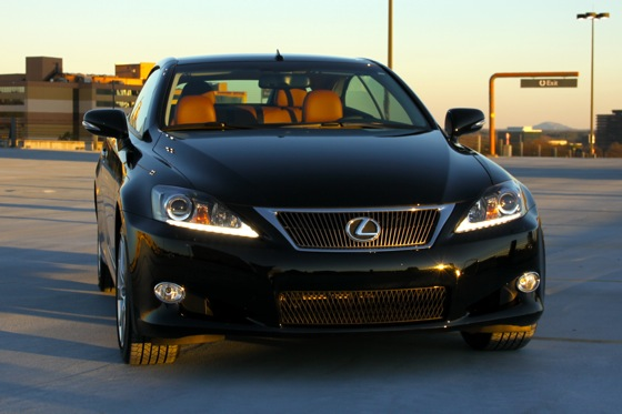 2011 Lexus IS Convertible - New Car Review featured image large thumb1