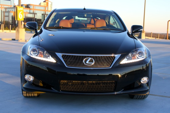 2011 Lexus IS Convertible - New Car Review featured image large thumb6