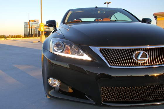 2011 Lexus IS Convertible - New Car Review featured image large thumb7