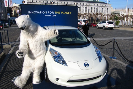 San Francisco Claims First Nissan Leaf Owner featured image large thumb1