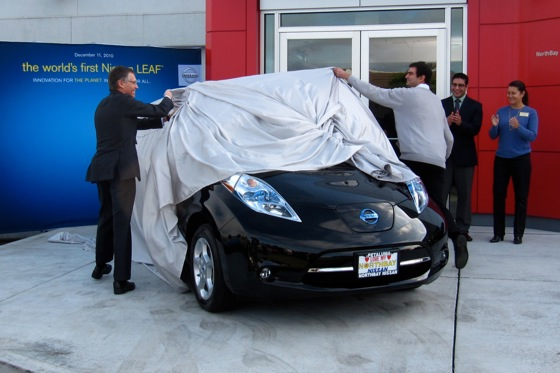 San Francisco Claims First Nissan Leaf Owner featured image large thumb3