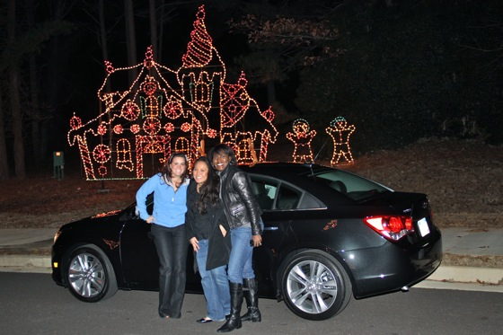 Chevy Takes Mommy Bloggers on a Holiday Cruze featured image large thumb0