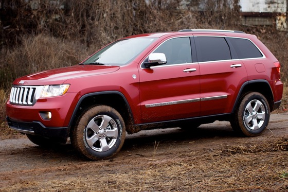 2011 Jeep Grand Cherokee - New Car Review featured image large thumb0