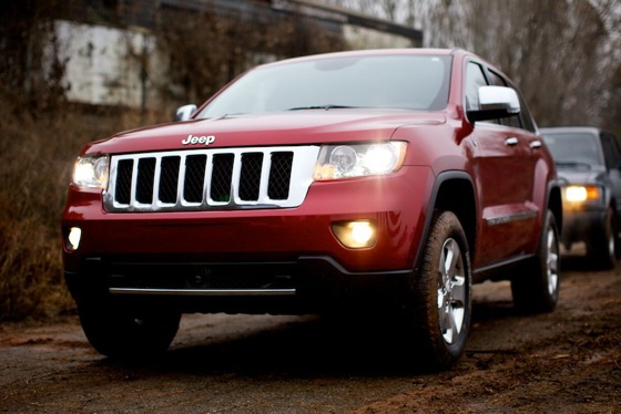 2011 Jeep Grand Cherokee - New Car Review featured image large thumb2