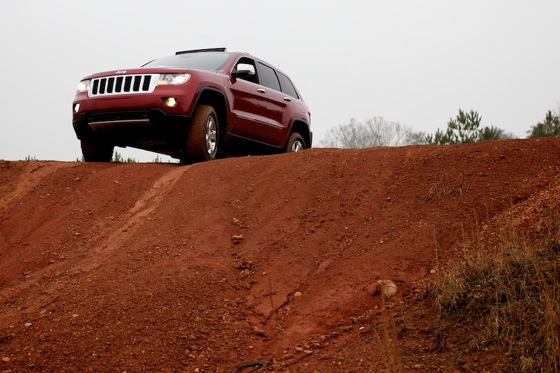 2011 Jeep Grand Cherokee - New Car Review featured image large thumb4